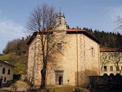ermita de S Miguel de Arretxinaga