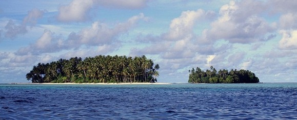 Huene, Carteret Islands