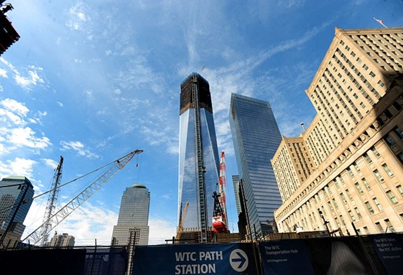 WTC's Freedom Tower 1
