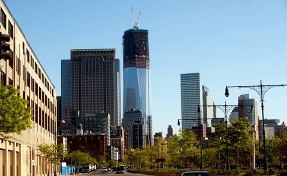 WTC's Freedom Tower