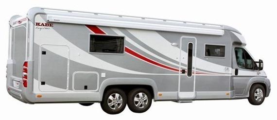 KABE TRAVEL MASTER ROYAL 880 LT-)