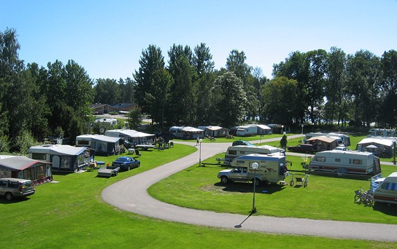 herrfallet camping