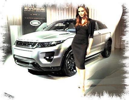 range rover evoque women's world car of the year 2012