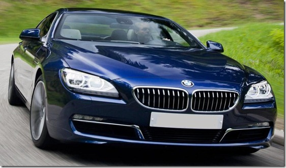 BMW Serie 6 Gran Coupe-