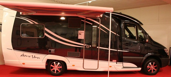 Bürstner Aero Van T700