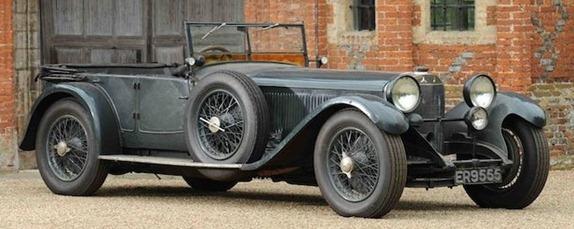 Mercedes-1928  26 120 180 ---Typ S