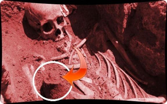 esqueleto de vampiro bulgaria