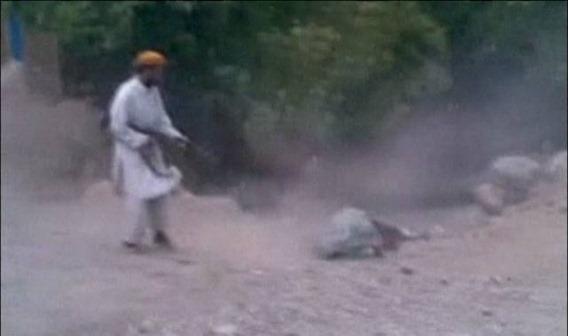 asesinato afganistán