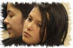 Laura Moreno Ramírez y Jessy Quintero Moreno