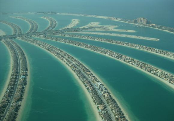 Palm Jumeirah  Dubai--