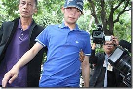 Vorayuth Yoovidhya arrestedo-