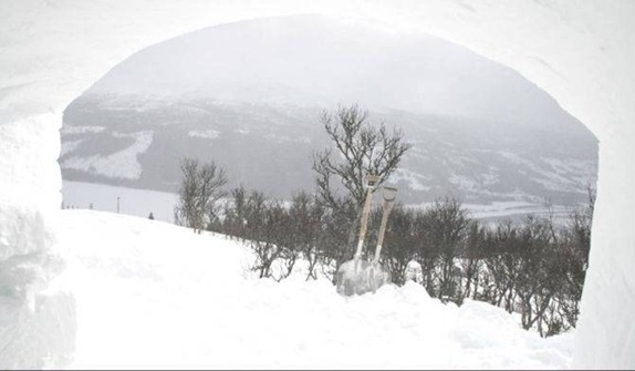 i -vistas sobre el valle de Åre