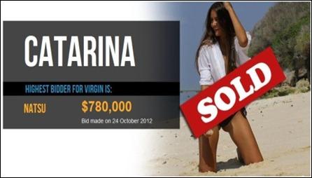 Catarina Migliorini  vendida