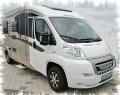 Hymer Compact 404)(