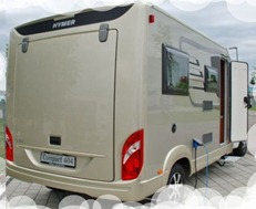 Hymer Compact 404)