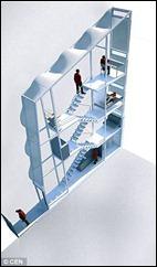 Centrala-keret-house