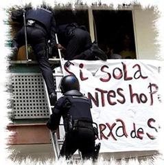 Desahucios en Espana