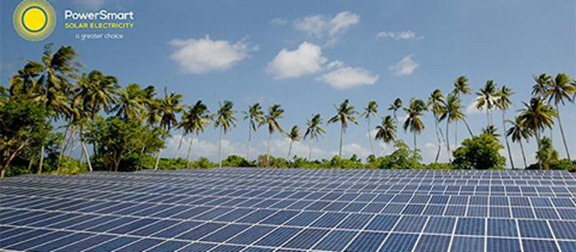 Tokelau paneles solares