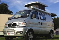 DFSK Hopper RV1 3 £ 17 000 - 19 000 (RV2 £ 20 000)