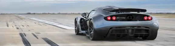 World's_fastest_production_car