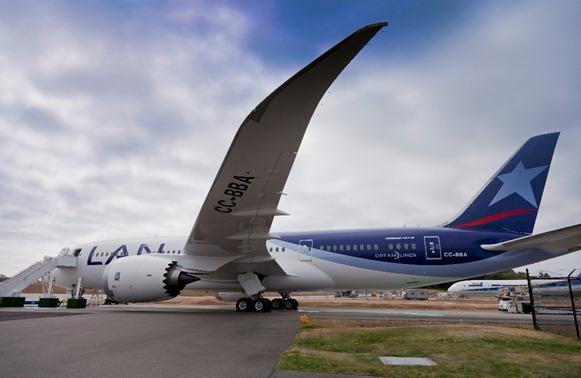 lan-b 787 d