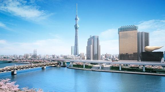 Tokyo Sky Tree TV Tower 1