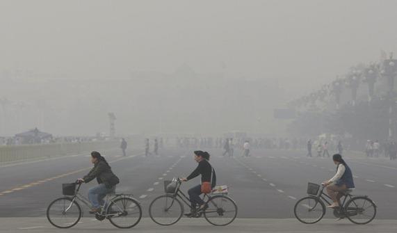 smog pekín