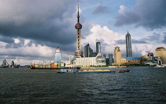 Shanghai- Oriental Pearl Television Tower