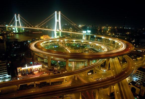 Shanghai-puente Yangpu