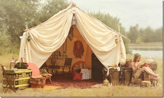 glam-camping
