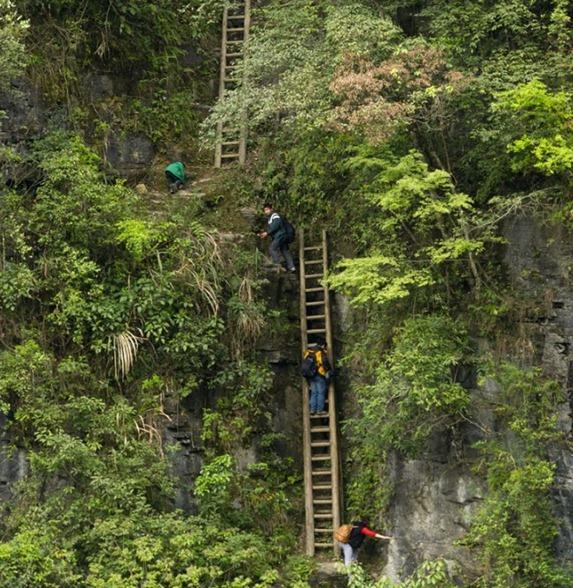 Badagong   Hunan, China - liu dan