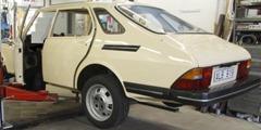 Olof Palmes sista bil