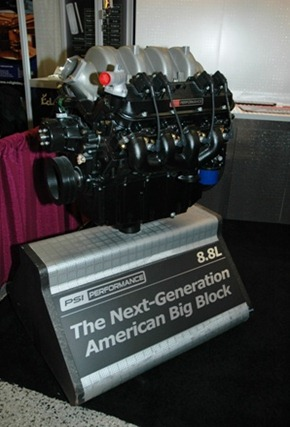 PSI  8.8L ENGINE