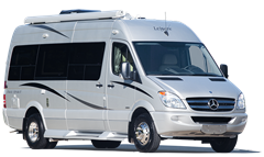 Free Spirit Leisure Van Exterior