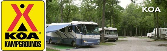 koa kampgrounds
