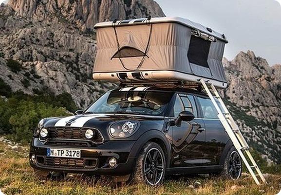 Mini Countryman All4 Camp