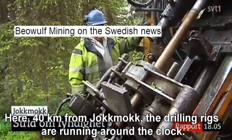 Beowulf_minning_on_the_Swedish_news