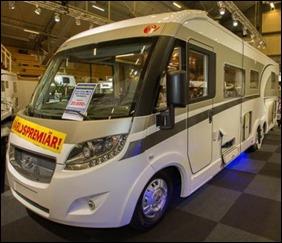 Eura Mobil Integra Line LS 850 QB-