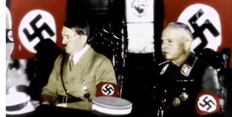 Hitler y Karl Edvard av Sachsen-Coburg-Gotha