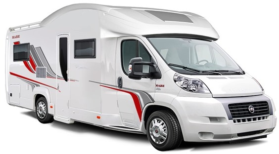 Kabe  Crossover  Travel Master x740 LXL