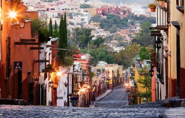 San Miguel de Allende -Mexico