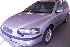 Volvo V70 2,5T Business 2004-2005