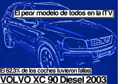 Volvo XC90 diesel 2003---(