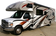 2014 Thor Motor Coach Outlaw 29H - ext