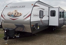 Forest River Cherokee 304BH Travel Trailer1