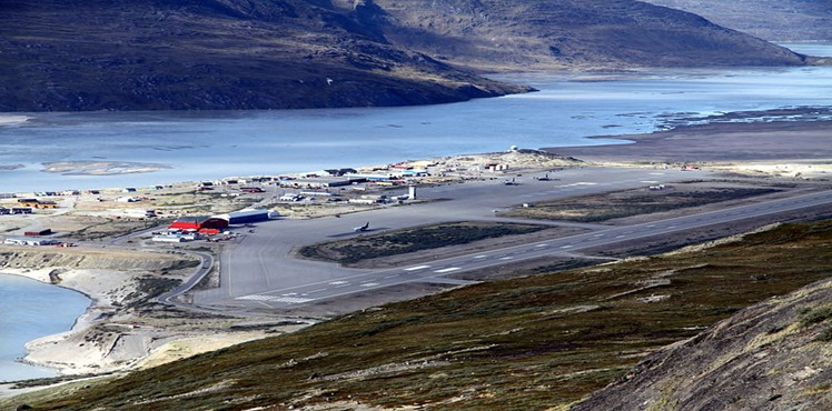 Greenland - Kangerlussuaq Airport