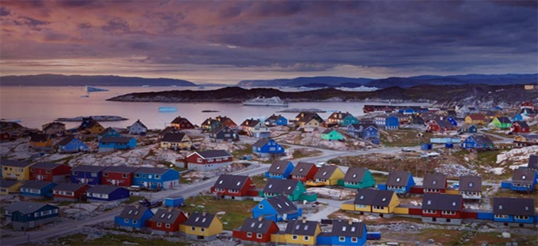 Ilulissat - Groenlandia-