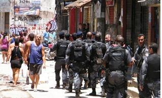 UPP Favela Complexo do Alemão