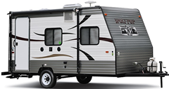 2014 Forest River  Wolf Pup  16BH
