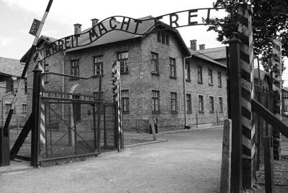Auschwitz-Birkenau-krakow-poland